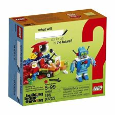 LEGO 60 Years 10402 FUN FUTURE New Sealed IN STOCK 6218943 anniversary NIB 186pc