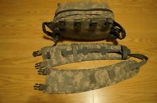 Medic TC3-V1 Combat Casualty Care Bag, Medical Aid Waist Pouch, ACU A1