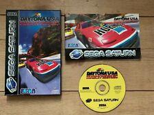Sega Saturn - Daytona USA Championship Edition