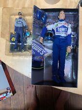 "Road Champs Jimmie Johnson #48  12"" Action Figure Mcfarlane 7"" NASCAR Lot Set"