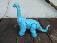 2010 Fisher-Price Imaginext Blue Apatosaurus Dinosaur