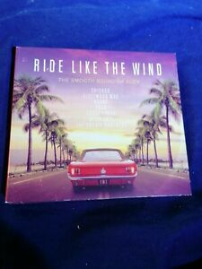 Ride Like The Wind -  3 CD  Set Various Artists