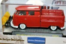 M2 Auto-Thentics Volkswagen 1959 VW DOUBLE CAB TRUCK USA Model Premium Ed. VW04