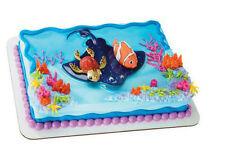 Finding Nemo cake topper Decoset figurine set decoration three pieces