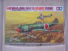 """Maquette TAMIYA 1/48ème NAKAJIMA  KI-84-IA HAYATE """"FRANK"""""""