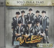 K- Paz De La Sierra Solo Para Fans Deluxe Bonus Dvd CD New Nuevo Sealed