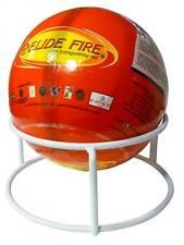 Elide Fire Originale Estintore Antincendio Classe A-B-C-E EU ISO 9001-9008