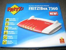 AVM FRITZ!Box 7360 v2 international edition VDSL annex A & B Fritzbox