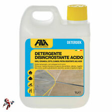 Fila Detertek Detergente per Cotto Lt. 1