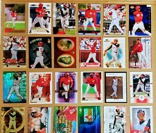 Ken Griffey Jr (24) Card Baseball Card Lot...(All with Reds)