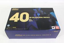 BANDAI VOLTES V GX-31V Soul of Chogokin 40th Anniversary Figure F/S Japan Used
