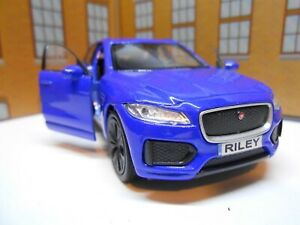 PERSONALISED PLATES JAGUAR F PACE Toy Car MODEL FATHERS DAY GIFT BIRTHDAY NEW