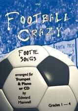Edward Maxwell: Football Crazy for Trumpet & Piano/CD SP840