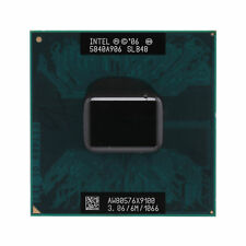 Intel Core 2 Extreme X9100 3.06GHz 1066MHz SLB48 AW80576X9100 CPU Processor