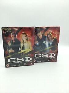 CSI: Crime Scene Investigation - Complete Season 3 DVD 6 Disc Boxset