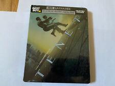 Tenet 2020 (4K Ultra Blu-ray/Digital) Steel Book Best Buy Exclusive