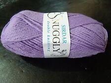 Sirdar Snuggly DK Shade 465 Popsicle Purple Five ( 5 ) X 50g Balls