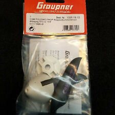 Graupner Cam Prop no.1335.19.10 New In Package.