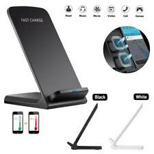 Wireless Charger Charging Pad Stand Dock For Samsung Galaxy Note10/Note10+ US