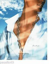 PUBLICITE ADVERTISING 116  2006   Tiffany & Co  joaillier Elsa Peretti Aegan