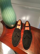 Allen Edmonds  (Grayson) - Suede Tassels for the Sophisticated Guy