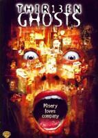THIRTEEN GHOSTS NEW DVD