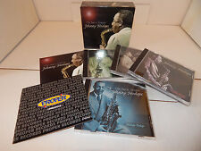 JOHNNY HODGES The Jeep Is Jumpin 4 CD boxset 2003 UK Proper Booklets complete NM