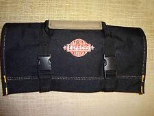 "DODGE Lil' Red Express Truck Logo ""NEW ALL BLACK"" !!!! Tool Roll"