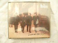 CD double BEATLES LIVE AT THE BBC fantastic pair of cd's