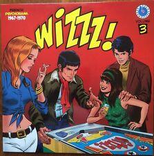 WIZZZ! Vol 3 Psychorama 1967-1970 French Jerk mod fuzz Joanna Bernard Chabert ►♬