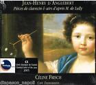 D'anglebert: Pieces De Clavecin & Airs D'apres M. De Lully / Céline Frisch - CD