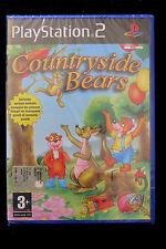 PS2 : COUNTRYSIDE BEARS - Nuovo, sigillato ! Da Phoenix Games !
