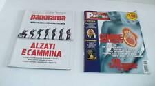 LOTTO 2 RIVISTA PANORAMA AGO 2005 CUORE BANKITALIA-DIC 2010 MEDICINA WIKILEAKS
