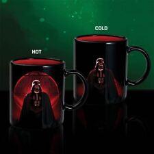 Officiel star wars étoile de la mort changeant à la chaleur tasse café -