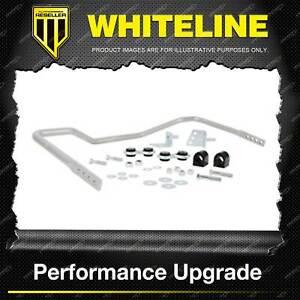 Whiteline 22mm Rear Sway Bar for Holden Commodore VB VC VH VK VL VN VP VG VR VS