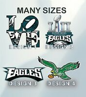 Philadelphia Eagles NFL Football Sticker Vinyl Decal Hunting Truck Car Bumper