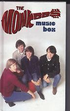 THE MONKEES - music box 4 CD