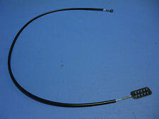 1969-1976 C3 CORVETTE HOOD RELEASE CABLE LEFT TO RIGHT