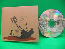 The Melvins Pigs Of The Roman Empire 2013 Letterpress CD Signed 4/50 Lustmord