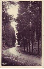 CPA 25 LEVIER 1939 Route de Levier à Besançon