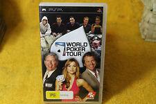 World poker Tour  PSP ☆Free Post☆