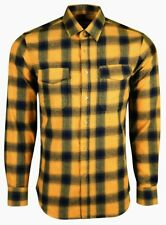 MENS CHECK PATTERN SHIRT FOR DRESS CASUAL PARTY FORMAL CASUAL £16.99 (448)