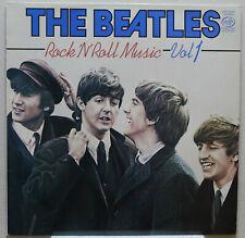 (X182) The Beatles, Rock N Roll Music Vol 1 - 1976 - 12' vinyl album A1/B2