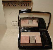 Lancome Color Design Eye Brightening 5 Shadow& Liner Palette 205 Bouquet De Rose