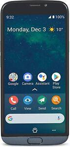 "Doro 8050 Black - Smartphone for Seniors / 13MP Camera / 5.7"" Display / Unlocked"