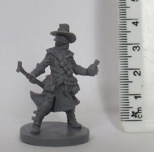 Plague doctor witch hunter warhammer AOS Sigmar mordheim D&D DARK RITUALS