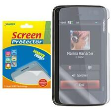 Clear Amzer Screen Protectors for Nokia Mobile Phone