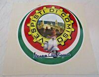 adesivo originale anni 90 - VESPA CLUB RAGUSA VESPISTI DI COMISO