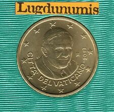 Vatican 2013 - 50 Centimes D'Euro - 85 000 exemplaires Provenant du BU RARE