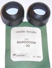 30mm Marzocchi Aermacchi Penton SACHS Bultaco OSSA fork boot wiper PAIR 08960